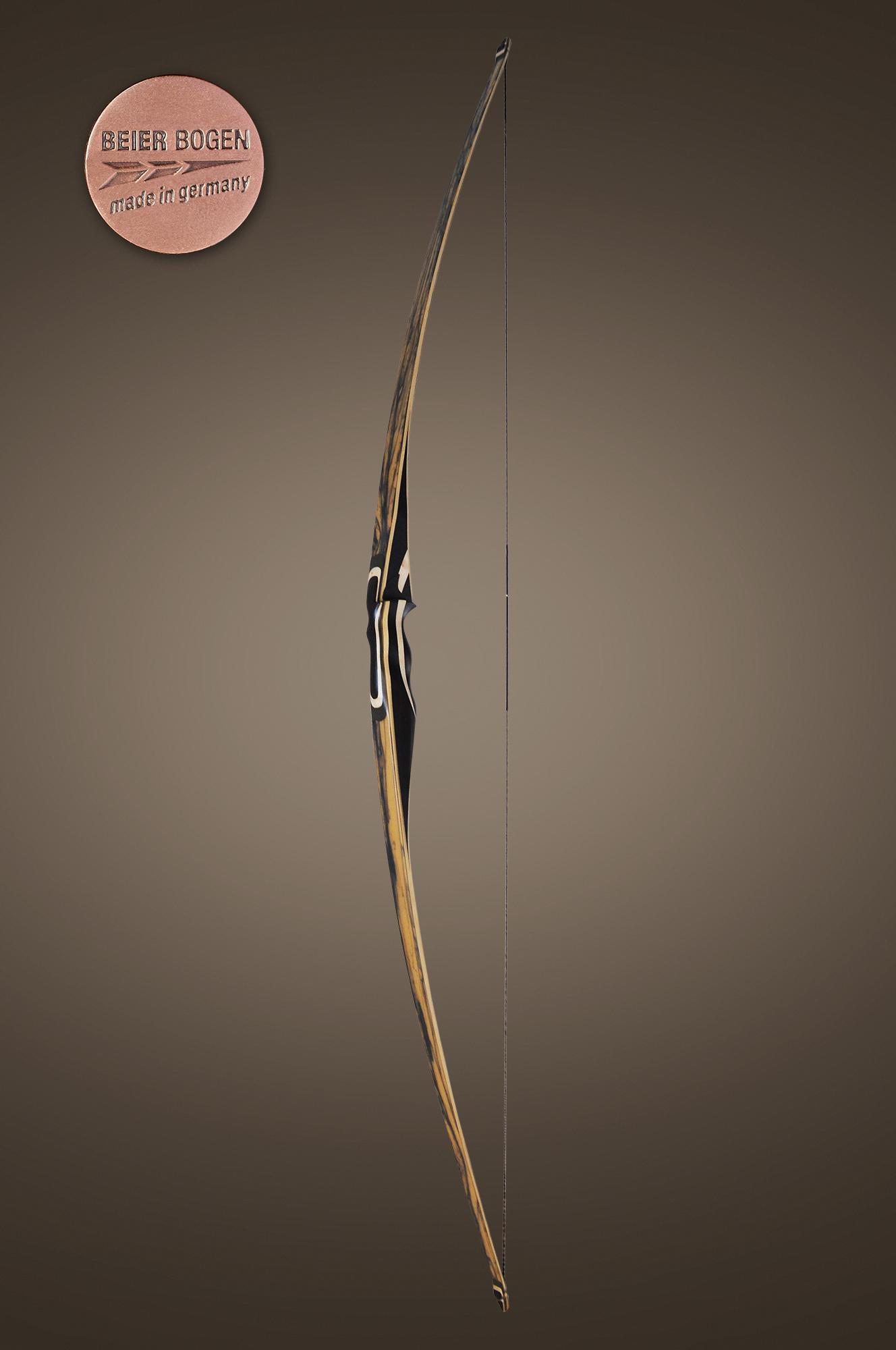 Beier Longbow Ebony