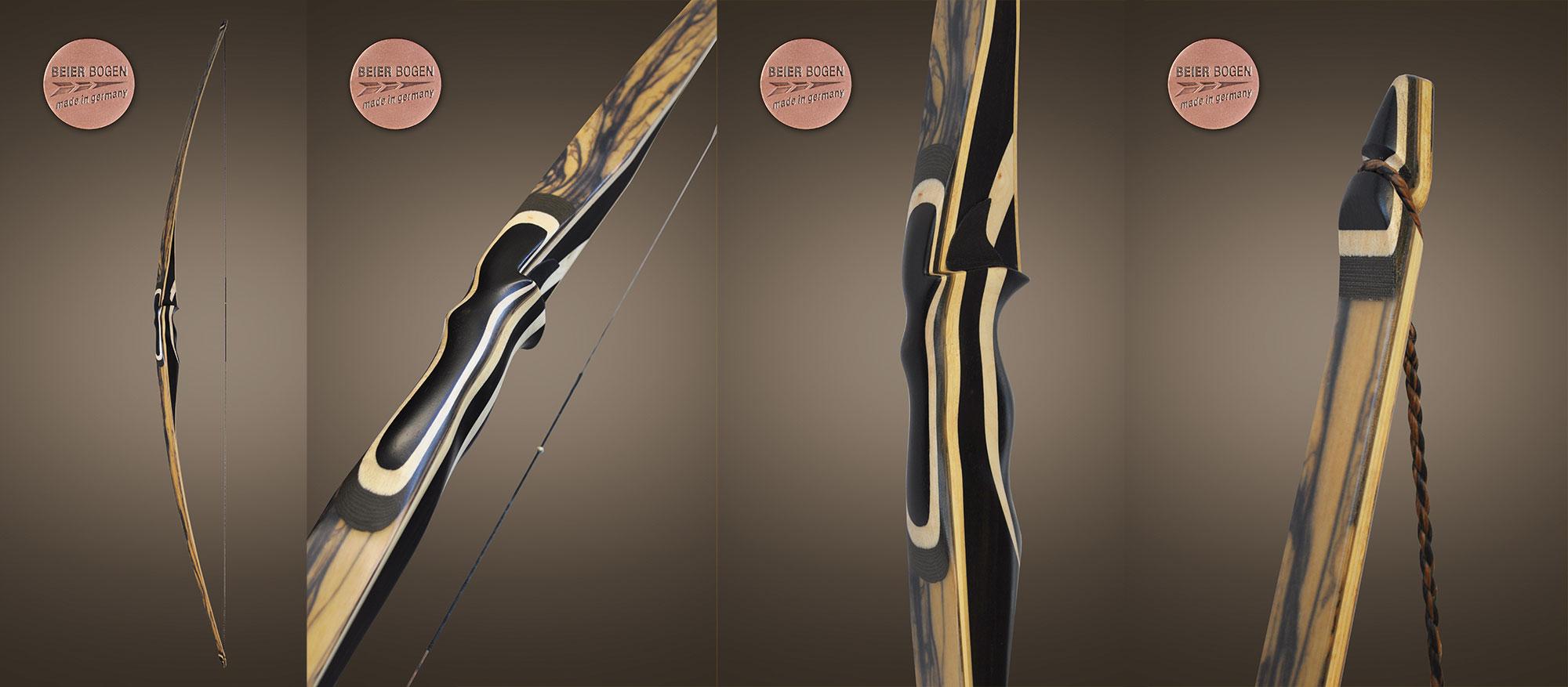 Longbow Ebony