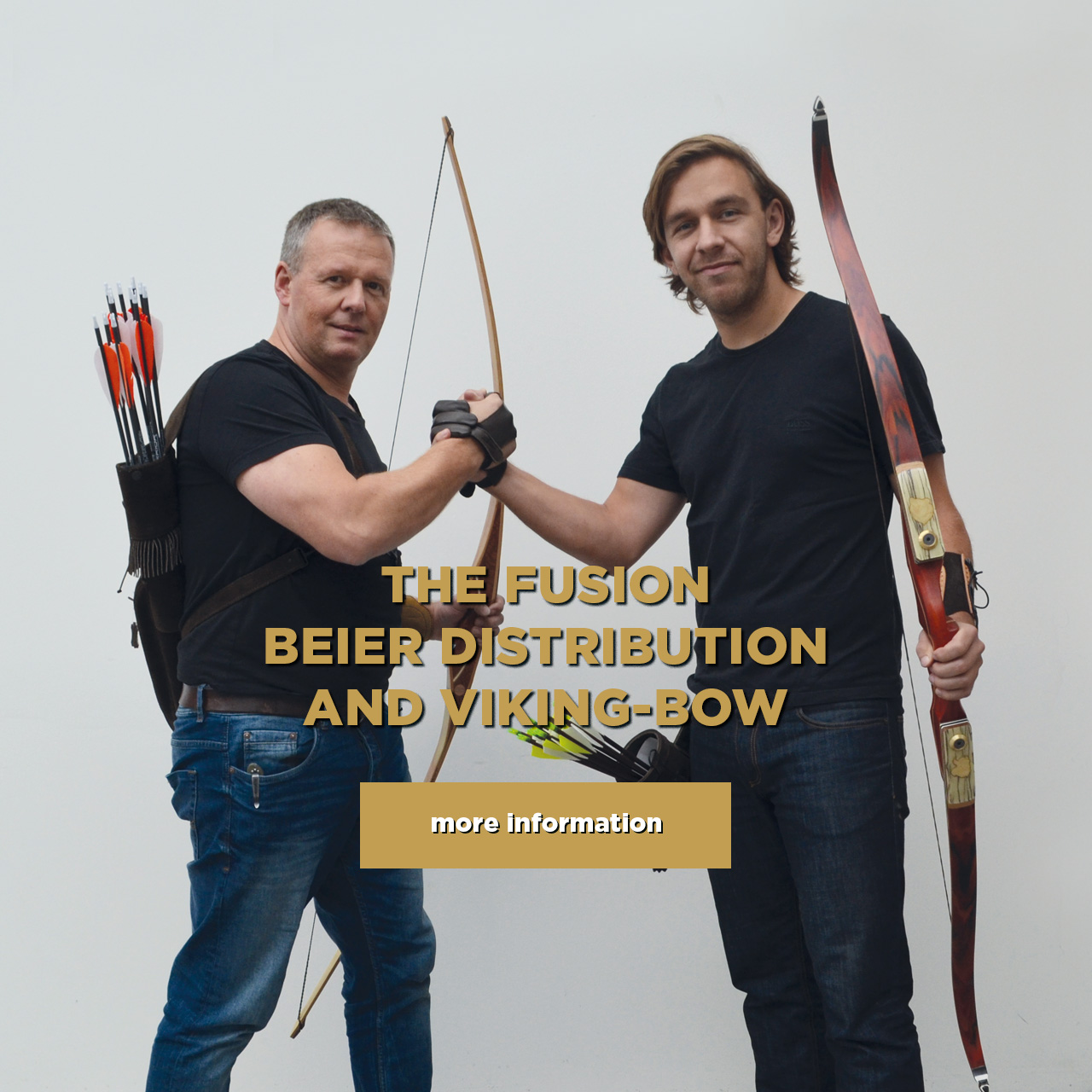 Fusion Beier Distribution e.K. und Viking-Bow